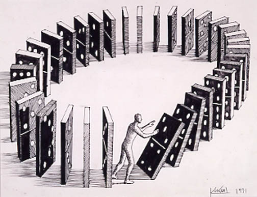 Domino-Theory
